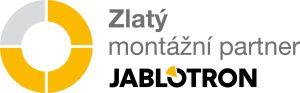 Zlatý montážní partner Jablotron